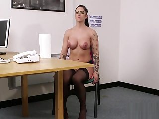 Unusual sex kitten gets jizz load on her face eating for everyone slay rub elbows with ejaculate