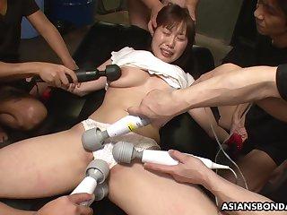 Japanese brunette with regard to big tits, Eri Makino lik