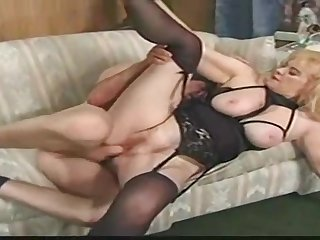 Fat Tits Mother I´d Like To Fuck Nailed Relative to The Arse - lisa ann
