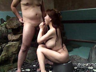 Japanese fetish blowjob