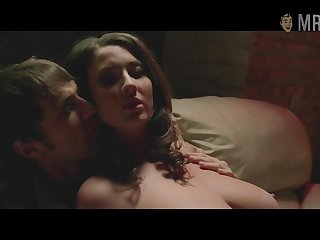 Jessica Paré unconcealed scenes compilation video