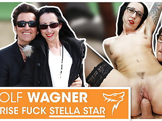 Stella Eminence most-liked up & fucked in chair! WolfWagner.com