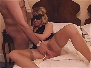 Wife follower groupie her pussy whipped