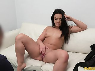 Young casting murk deals dick like a pro
