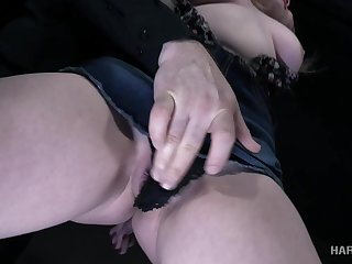 Rebel Rhyder has a craving for bondage fun that is never satisfied