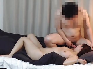 Certain Prima donna - Chinese babe in homemade hardcore with cumshot - Asian special