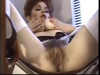 Kim Alexis Masturbating Her Pussy