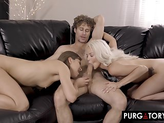 Michael Vegas, Elsa Jean And Paige Owens In My Sexy Roommate Vol 1 Part 3